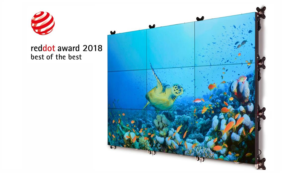 barco unisee video wall